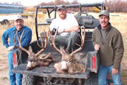 Elk Mountain Ranch - Big Game Hunting